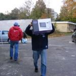 Silesia Party 5 - zlot Commodore. Parapet Bum Bum
