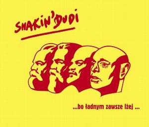 Shakin Dudi - Bo ładnym zawsze lżej - okładka płyty