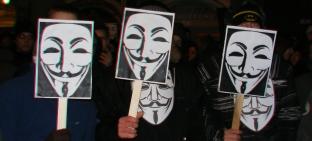 Stop ACTA Sosnowiec demonstracja zdjęcia