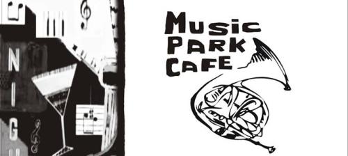 Music Park Cafe logo