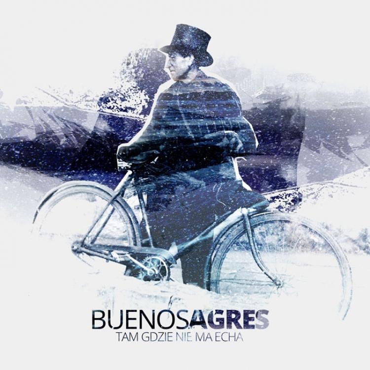 Buenos Agres - Tam gdzie nie ma echa okładka
