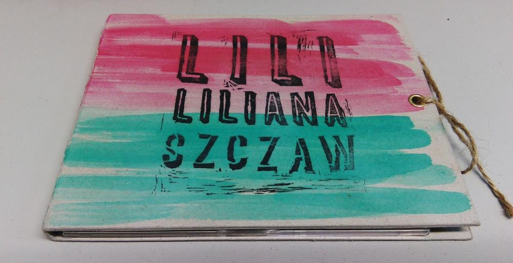 Lili Liliana - Szczaw - okładka