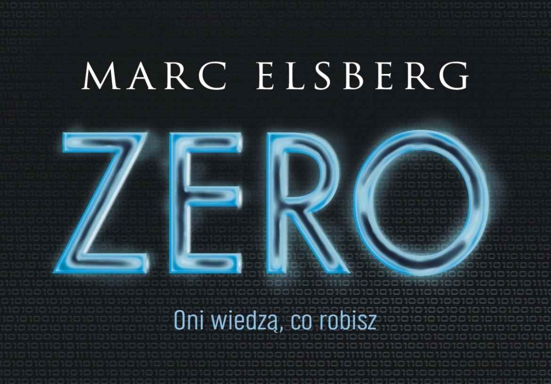 Książka Zero - Marc Elsberg