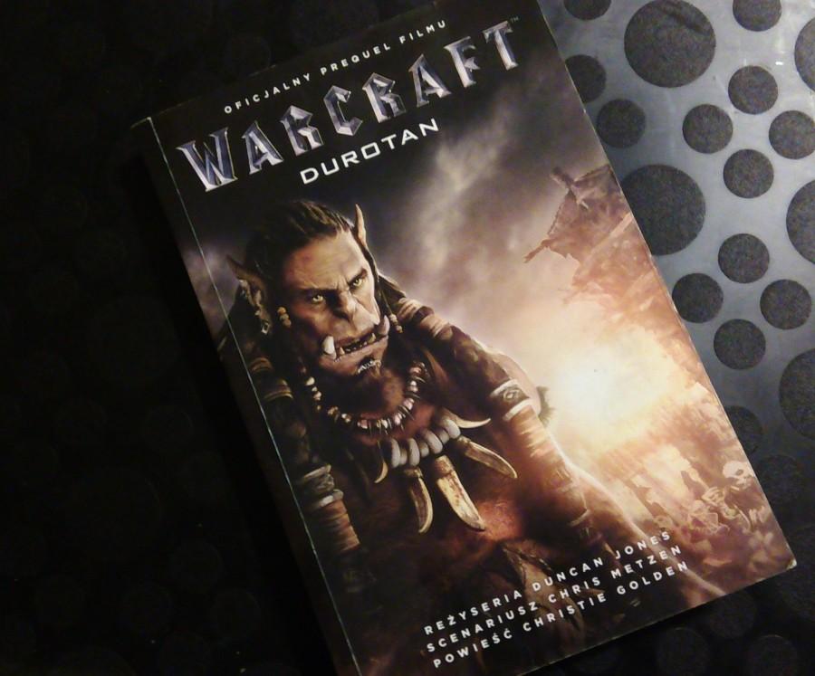 Warcraft Durotan książka