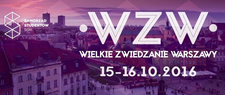 Wielkie Zwiedzanie Warszawy 2016