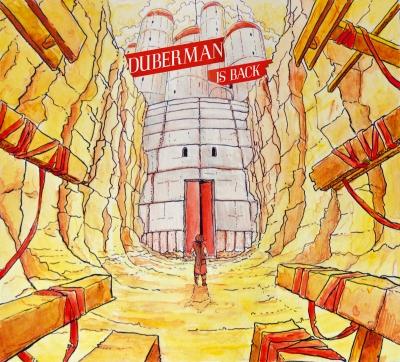 Duberman is back okładka