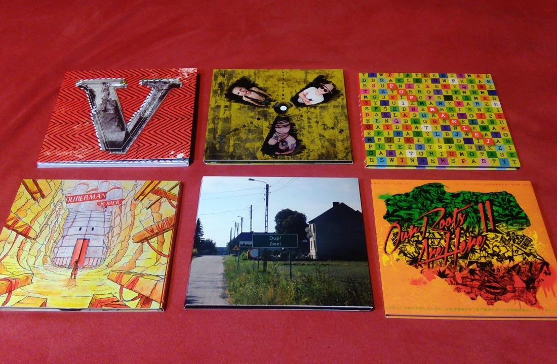 Polskie płyty reggae