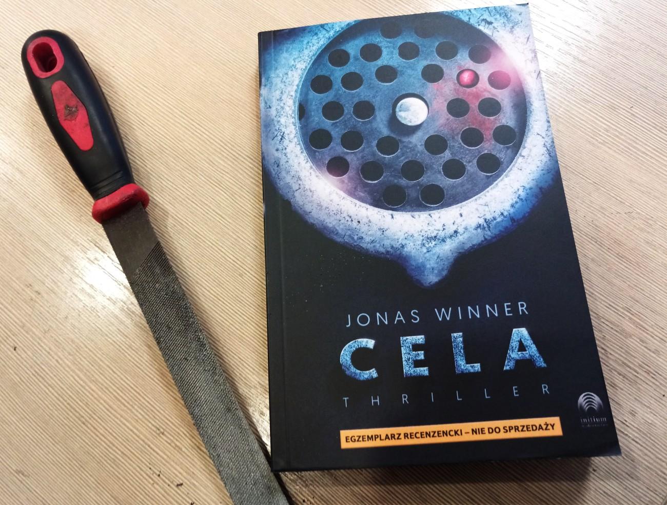Książka Jonas Winner - Cela