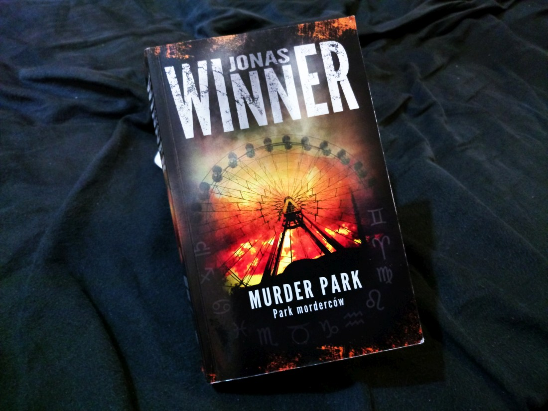 Murder Park. Park Morderców książka