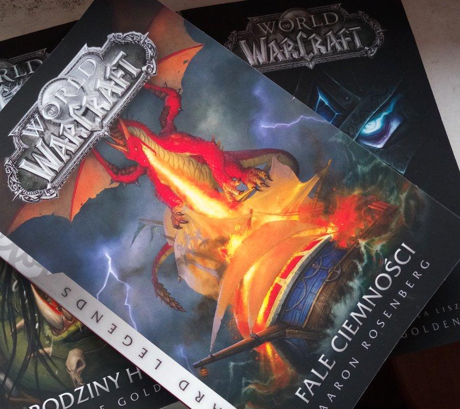 World of Warcraft. Fale ciemności