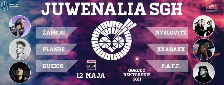 Juwenalia SGH 2018