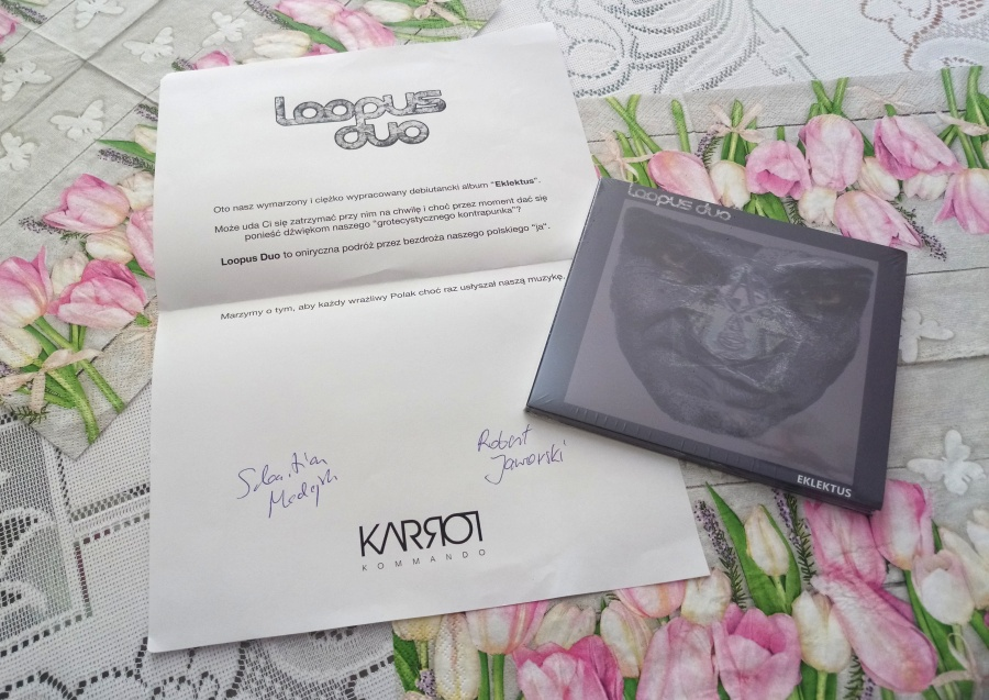 Loopus Duo – Eklektus płyta recenzja