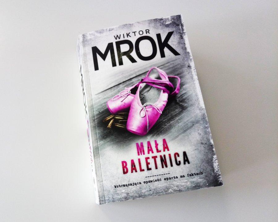 Mała Baletnica – Wiktor Mrok okładka