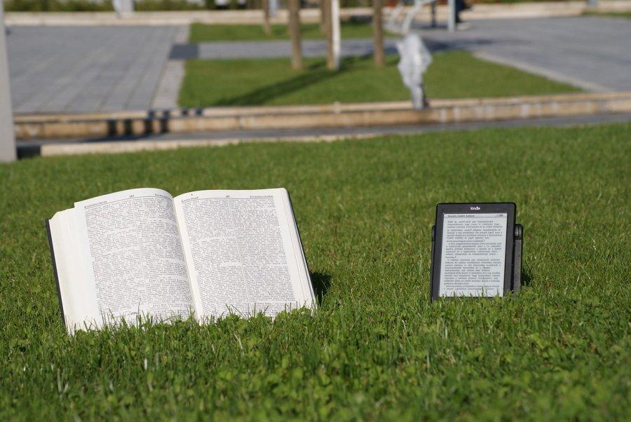 Książka i e-book