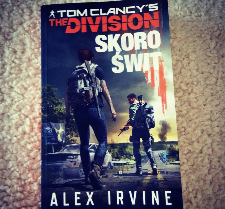 The Division Skoro Świt książka