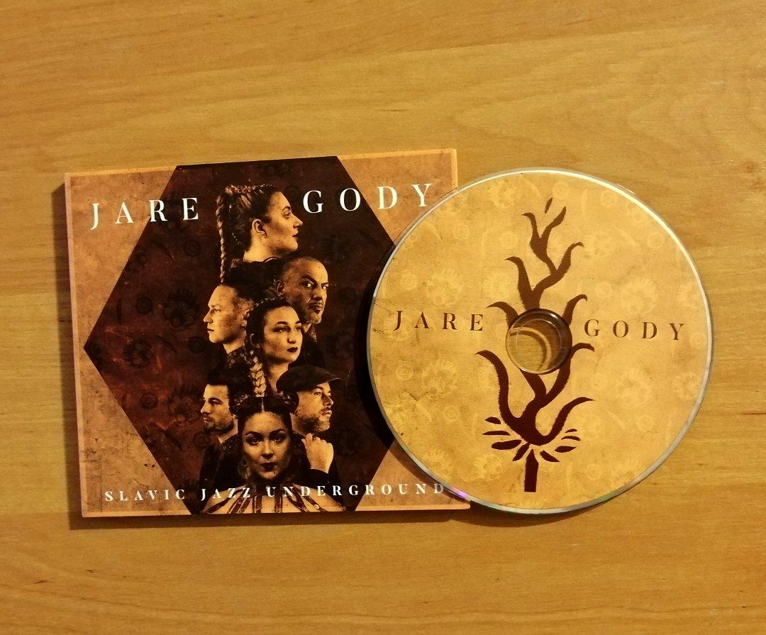 Recenzja Slavic Jazz Underground Jare Gody