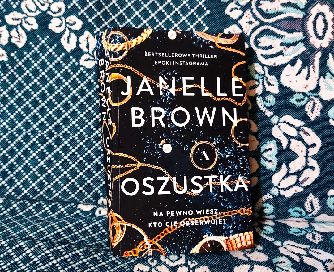 Recenzja Janelle Brown - Oszustka